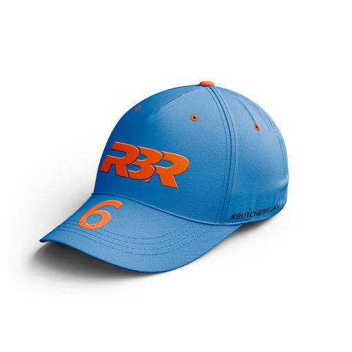 Rory Butcher Blue Cap