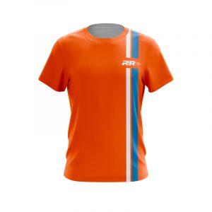 Rory Butcher Racing Classic Orange T-Shirt