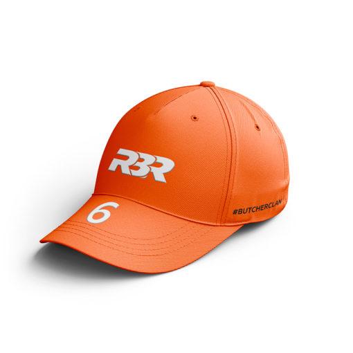 Rory Butcher Orange Cap