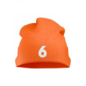 Rory Butcher Orange Beanie